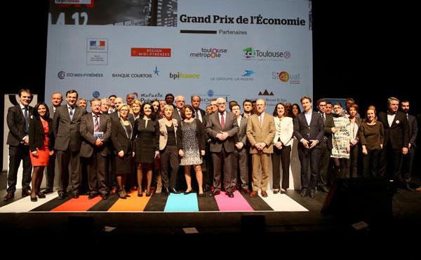 La Tribune young entrepreneur award