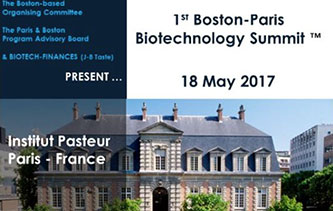 Boston Paris Biotechnology Summit 2017