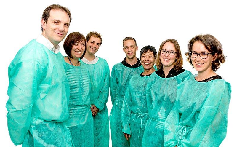 genoskin experts team
