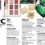 cosmetic magazine genoskin