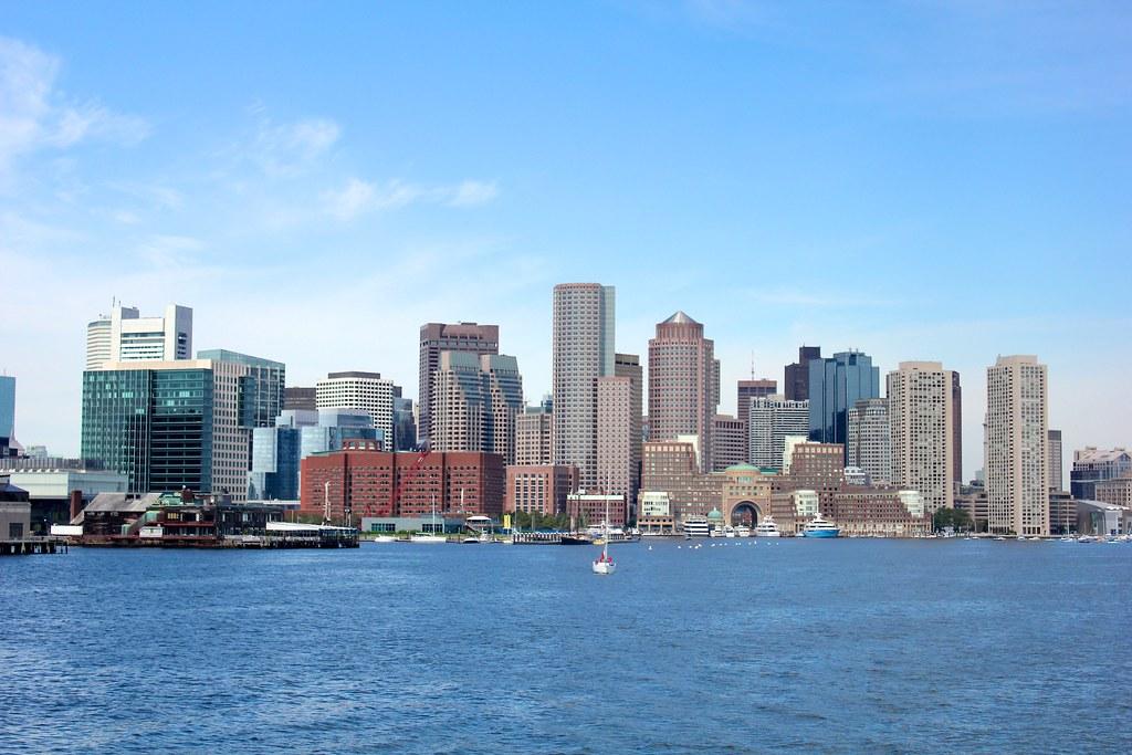 Boston Skyline for VIE Chef de Projet R&D