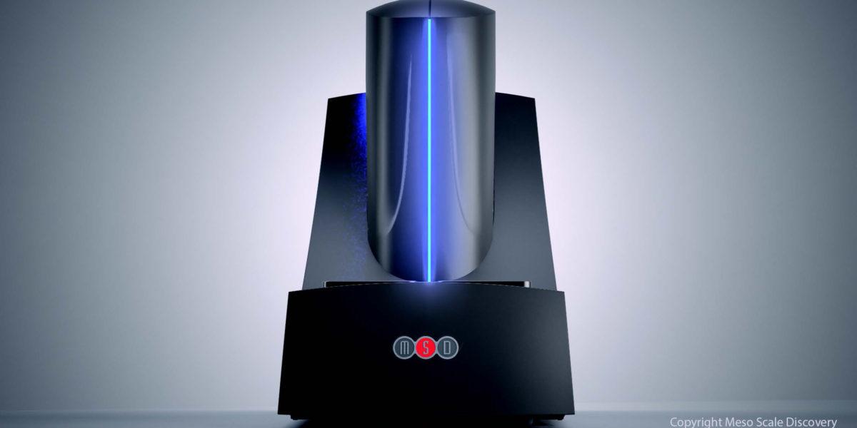 MSD Quickplex 120. New instrument to reinforce R&D capabilities