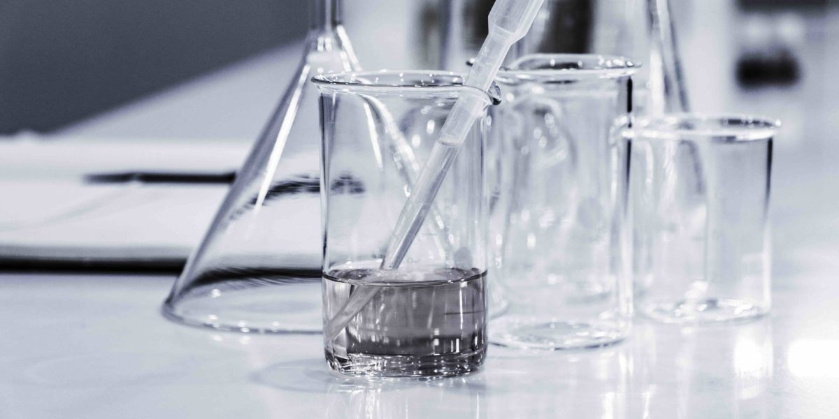 Chemistry and biology equipment for Skin Biology Scientist