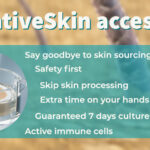 Top advantages of NativeSkin access vs sourcing skin directly from hospitals